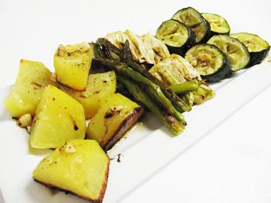 10-verdures al forn