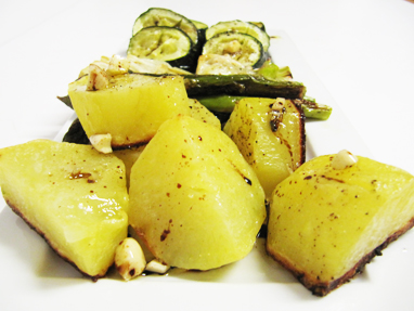 6-verdures al forn