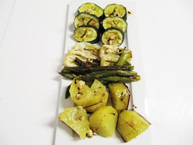 7-verdures al forn