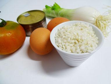 1-Ingredients Amanida arròs