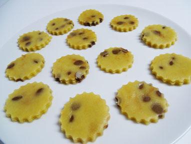 7-Galetes amb xips de xocolata