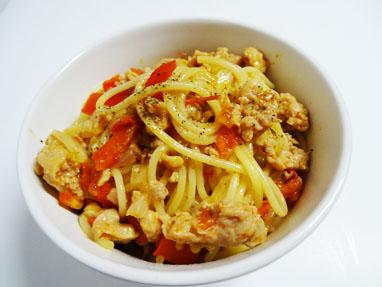 14-Espaguetis amb salsitxes