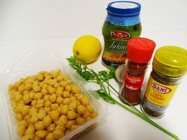 1-Hummus