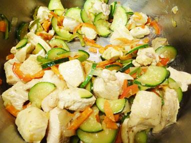 12-Cuscús amb pollastre i verdures