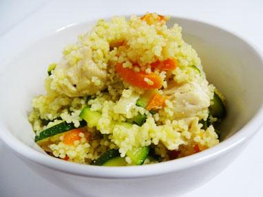 14-Cuscús amb pollastre i verdures
