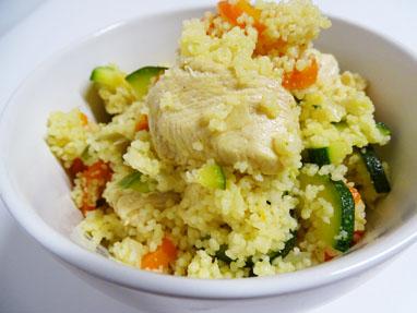 15-Cuscús amb pollastre i verdures
