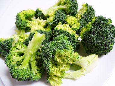 5-Crema de brócoli